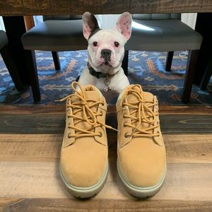 LUGZ low rise work boot